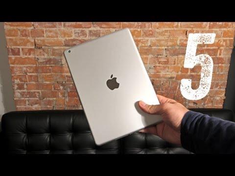 iPad 5 搶先看!