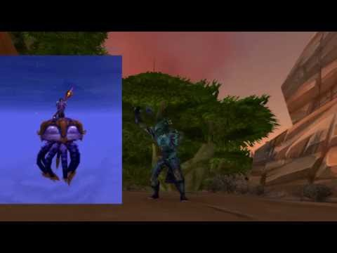World Of Warcraft 7.0.3 Guide: Legions Hidden Mount The Fathom Dweller