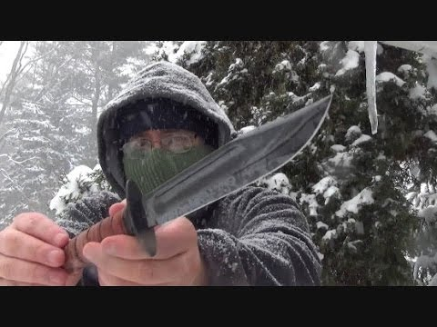 Sheffield Israeli Commando Knife Review