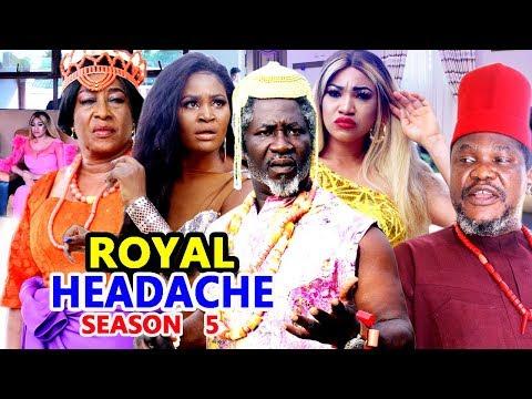 ROYAL HEADACHE SEASON 5 - (New Movie) 2019 Latest Nigerian Nollywood Movie Full HD