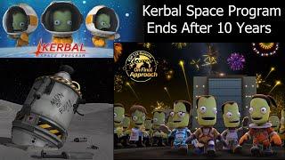 10 Years Of Kerbal Space Program - On Final Approach