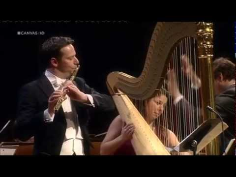 Concerto for flute and harp in C major KV 299 – Mozart