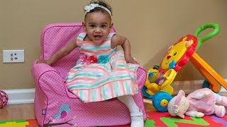 Amaziah's Story: Premature infant fights her way from the NICU to health