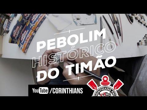 Pebolim Histórico do Timão