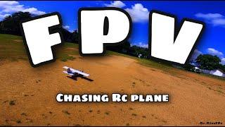 FPV????????Chasing Rc Plane ✈️/ C-130