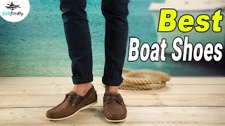 Best Boat Shoes In 2020 – Fashionable & Comfortable!