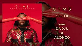 GIMS   1010 En Duo Avec Dadju & Alonzo (Audio Officiel)