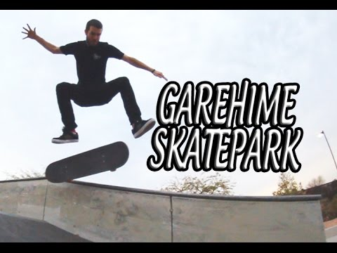 Kickflip 5050s at Garehime and MORE!