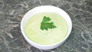 Рецепт соуса для всего, анти майонез.