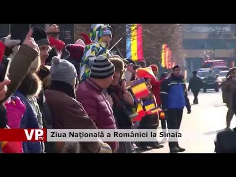 Ziua Naţională a României, la Sinaia