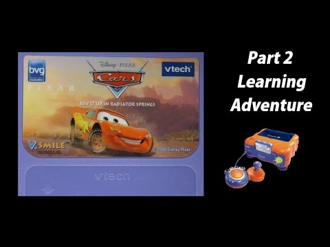 Cars: Rev It Up In Radiator Springs (V.Smile) (Playthrough) Part 2 - Learning Adventure Mp3