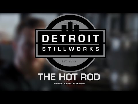 The Hot Rod Distillation still sold by Detroit Stillworks