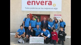 Voluntariado corporativo CaixaBank en Envera