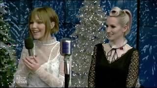 Grace VanderWaal sings Rockin Around the Christmas Tree with Ingrid Michaelson