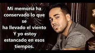 Romeo Santos   Imitadora (Letra Lyrics) 720 HD