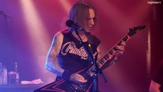 [4k60p] Children Of Bodom - Red Light In My Eyes Pt 2 - Live in Stockholm 2017