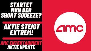 AMC Entertainment Aktie Update - DER KURS EXPLODIERT HEUTE!!! Wie geht es nun weiter?