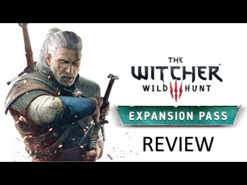 The Witcher 3 - Expansion Pass Review video thumbnail