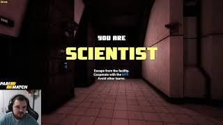 SCP: Secret Laboratory by TaeR, AlCore, Asma, Beast [20.12.18] P. 1