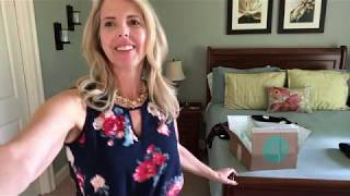 Stitch Fix #2 Unboxing and Try On May 2018