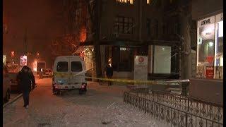 На Мироносицкой иностранец выпрыгнул из окна 4 этажа