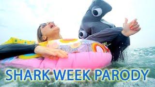 Rude - MAGIC! (#SharkWeek Parody)