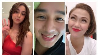 FUNNY TIKTOK VIDEOS OF PINOY CELEBRITIES 2020| TRY NOT TO LAUGH Part 4 (comment your top 3)