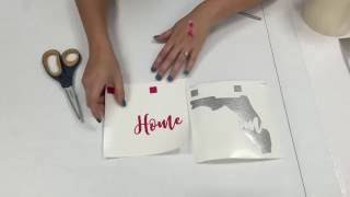 How to Create a Layered Two-Color Decal With The Silhouette Cameo 3