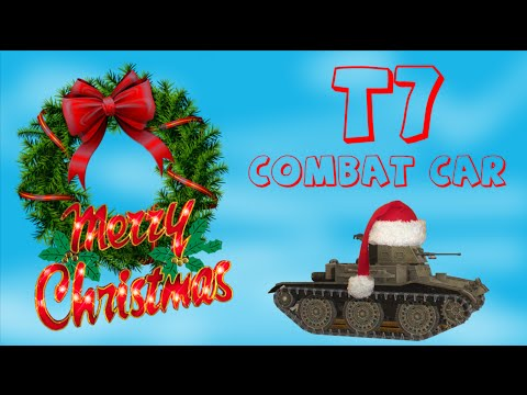 [Video] Contributor Review: T7 Combat Car