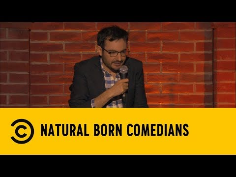 Stand Up Comedy: Lussarsi la spalla - Giuseppe Sapienza - NBC - Comedy Central