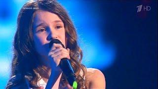 Мария Панюкова - Солнышко - Голос. Дети-3 22.04.2016 - Дополнительный этап