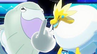 Arctozolt  - (Pokémon) - LOSERS BATTLE! ARCTOVISH VS ARCTOZOLT METRONOME BATTLE