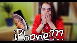 Подарили дочке iPhone XS Max. Её реакция.
