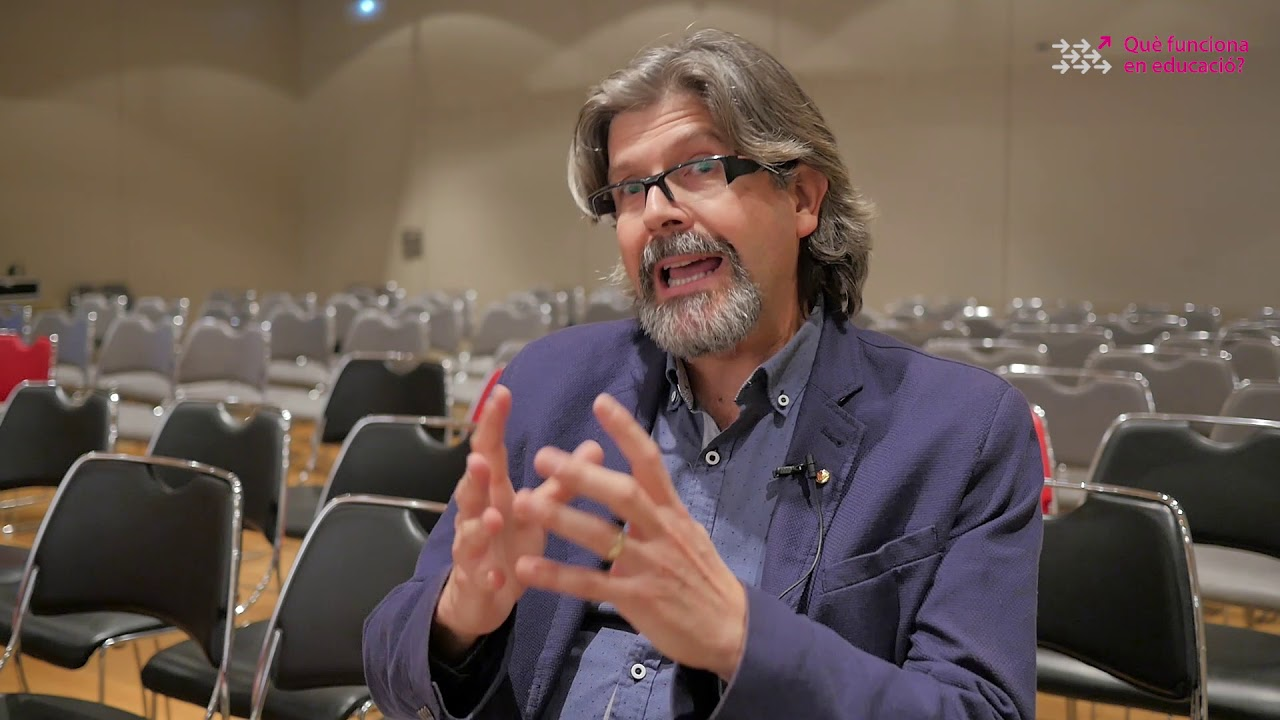 Manel Merino. Com fer possible un centre educatiu orientador?