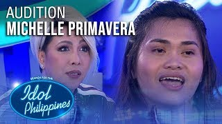 Michelle Primavera - Wrecking Ball | Idol Philippines 2019 Auditions