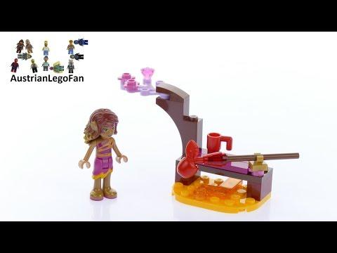 Vidéo LEGO Elves 30259 : Le feu magique d'Azari (Polybag)