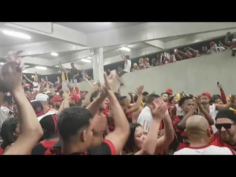 """""""Estácio de Sá"""" Barra: Nação 12 • Club: Flamengo"""
