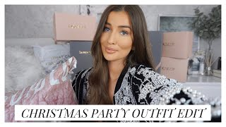 *CHRISTMAS PARTY OUTFIT EDIT* OH POLLY, HOUSEOFCB, MISSGUIDED  TRY-ON HAUL | Aliceoliviac