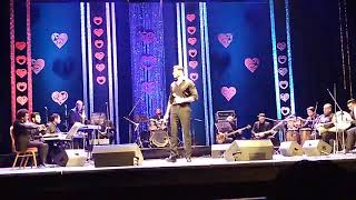 جبار جبار. خالد سليم يغني للعندليب 2020 حفل عيد الحب تحميل MP3