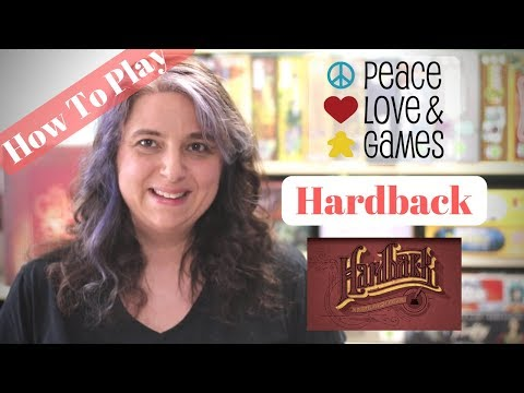 Hardback - A Quick How to Play