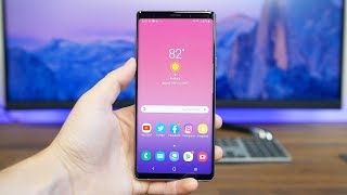 Samsung Galaxy Note9 Review: One Year Later
