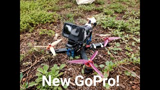 New GoPro! | First Test FPV Video