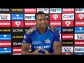 Mumbai Indians v Kings XI Punjab Post Match Conference - Video