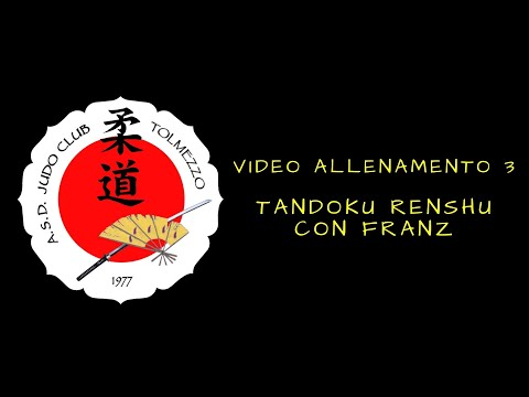 Tandoku Renshu con Franz