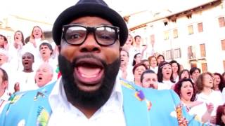 "Hezekiah Walker New Video ""BETTER"""