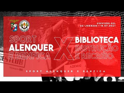 Alenquer X Biblioteca
