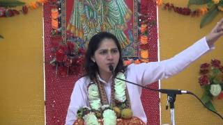 Desh prem vatan ki jo halat Pravaachan  by Shree Hemlata Shastri ji