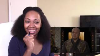 "Game of Thrones S6  E10 ""Winds of Winter"" Reaction"