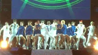 Gangnam Style Horse Dance Stage, Seoul