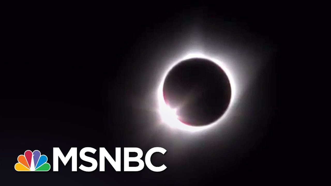 Watch The Solar Eclipse From Casper, WY | MSNBC thumbnail